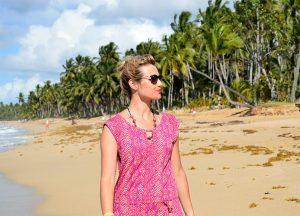 Spaziergang am Playa Coson